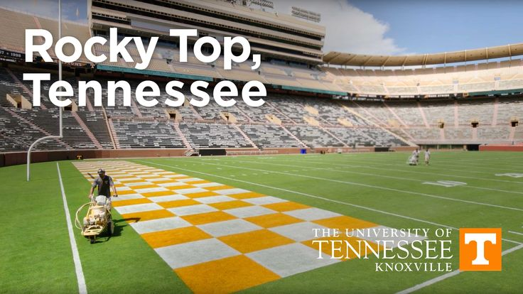 Big Orange Big Ideas: Rocky Top Tennessee - YouTube