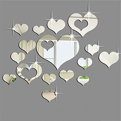 #Wall #Stickers ,#IEason #Clearance Sale! #Home #3D #Removable #Heart #Art #Decor #Wall #Stickers #Living #Room #Decoration ❤Material: Plastic #wall #stickers for bedroom #wall #stickers for #living #room #3d #wall #stickers for bedroom #wall #stickers for kids #wall #stickers #decor christmas #wall #stickers #decoration #wall #stickers #decoration #wall #stickers decals #wall #stickers design #wall #stickers quote ❤Color: Silver ❤100% brand new and high quality. https: