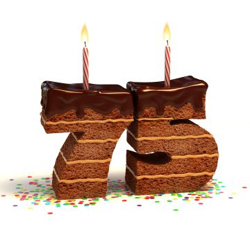 Words For A 75th Birthday Celebration