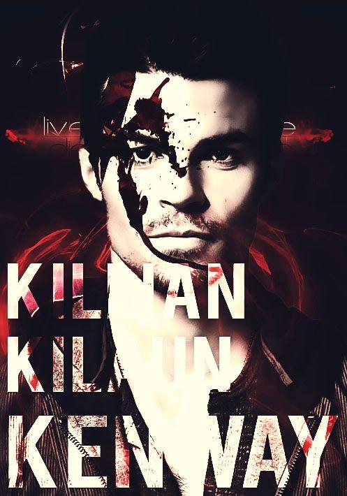 Killian K. Kenway (Daniel Gillies) - VICTIM SIDE