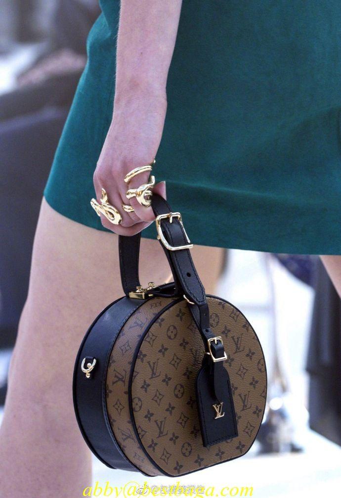 Louis Vuitton Petite Boite Chapeau Bag Fashion Popular