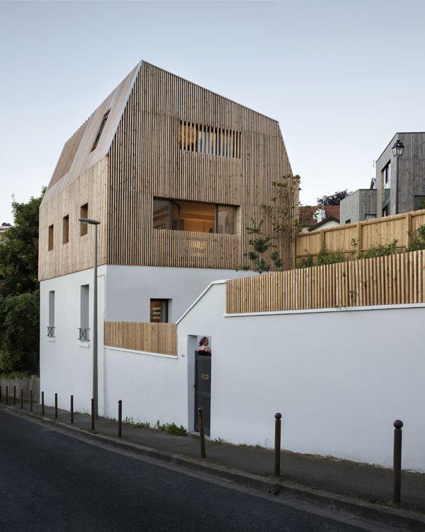 Agnès & Agnès : Surélévation de maison - ArchiDesignClub by MUUUZ - Architecture & Design
