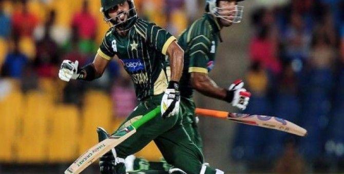 Pakistan wins against Sri Lanka