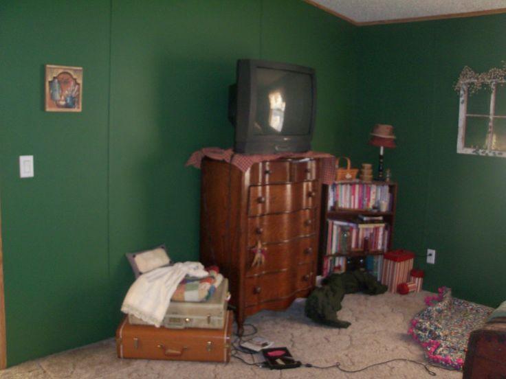 Grün Und Schwarz Schlafzimmer Light Green Room Ideas ...