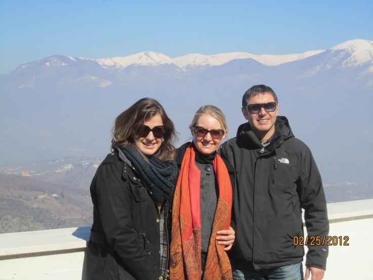 AB, Char and Angelo- Fumone, ItalyFavorite People