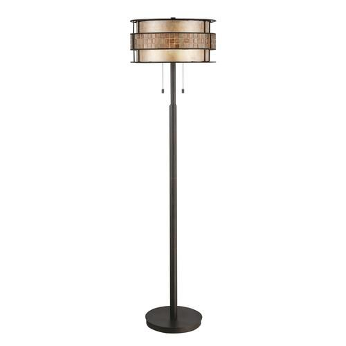 India inspired...Laguna Floor Lamp