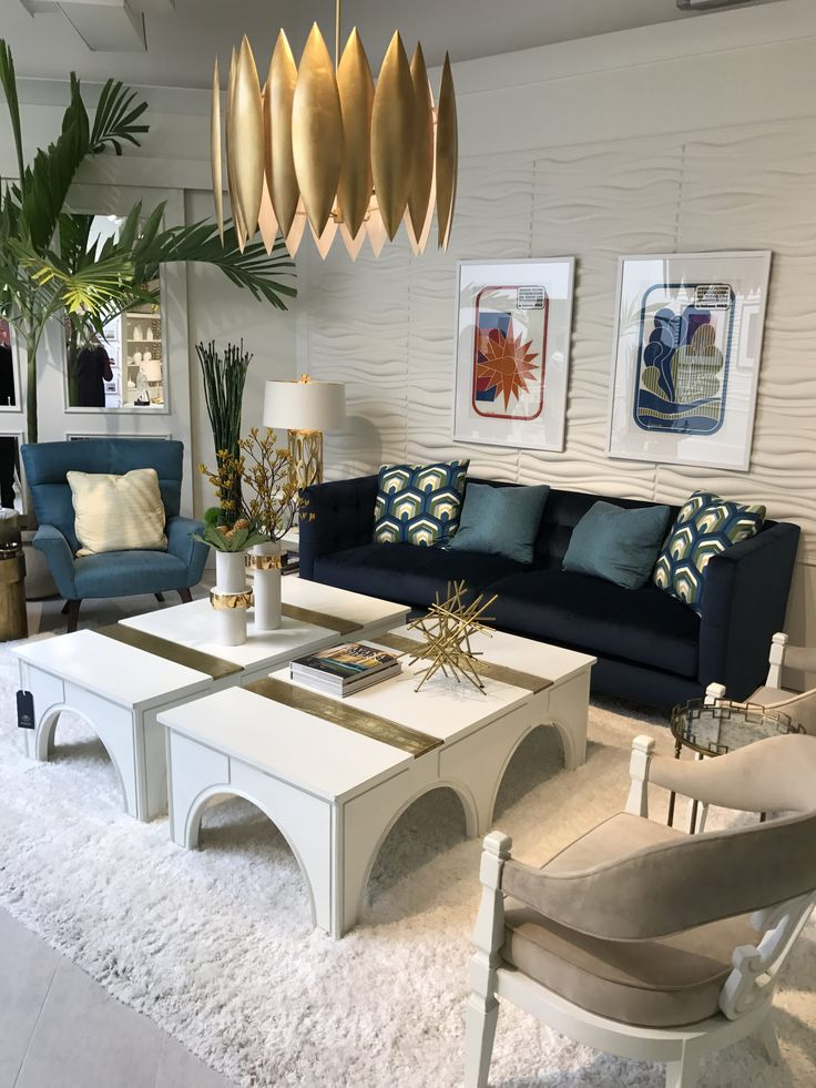 The Top Five Showrooms at High Point