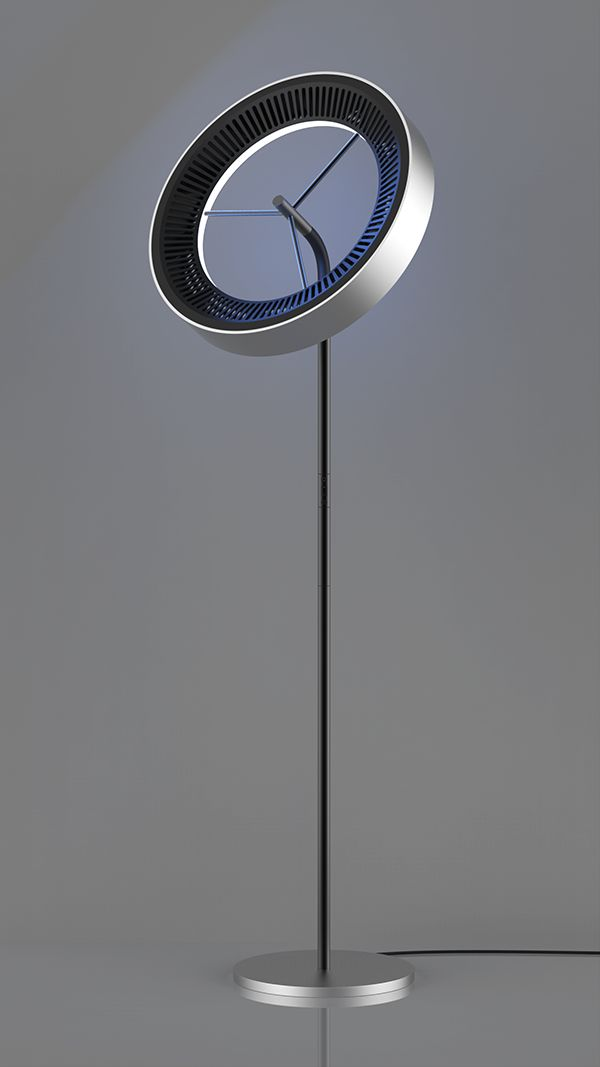 Torus - The Electric Fan Without Motor on Behance