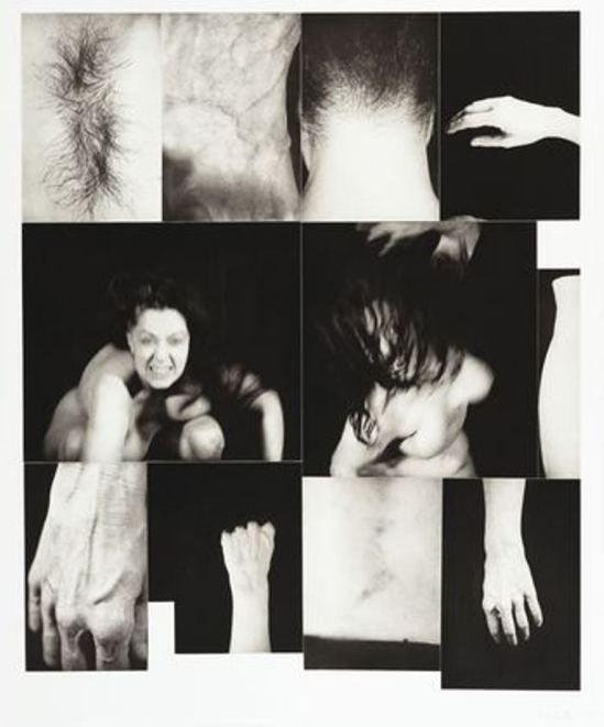 Kiki Smith. Las animas 1997