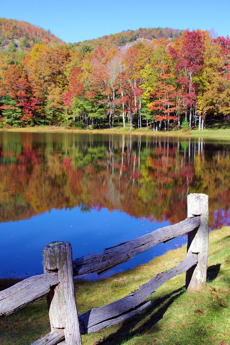 17 best images about fall color in nc mountains on for Fond ecran hiver gratuit