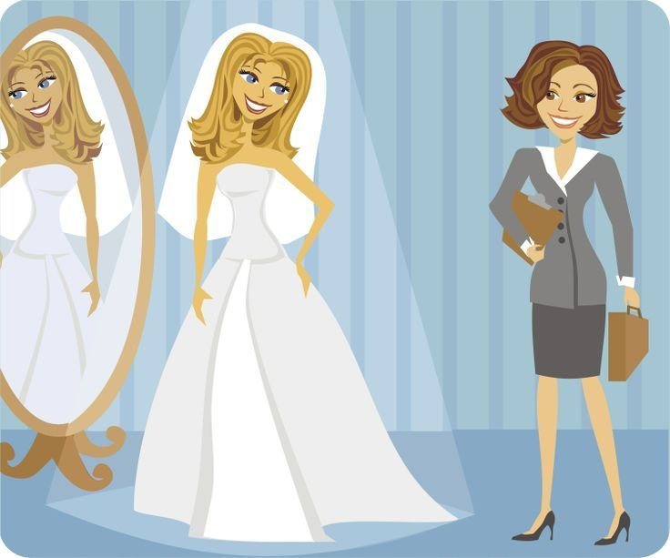 Bridal Concierge Service: Affordable and perfect for the bride that wants someone by her side until the moment she walks down the aisle to meet her groom.  On this day, perfection is mandatory!