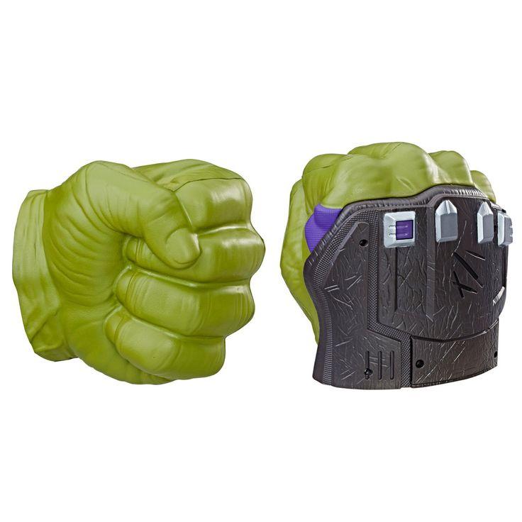 Marvel Thor: Ragnarok Hulk Smash FX Fists by Hasbro, Multicolor