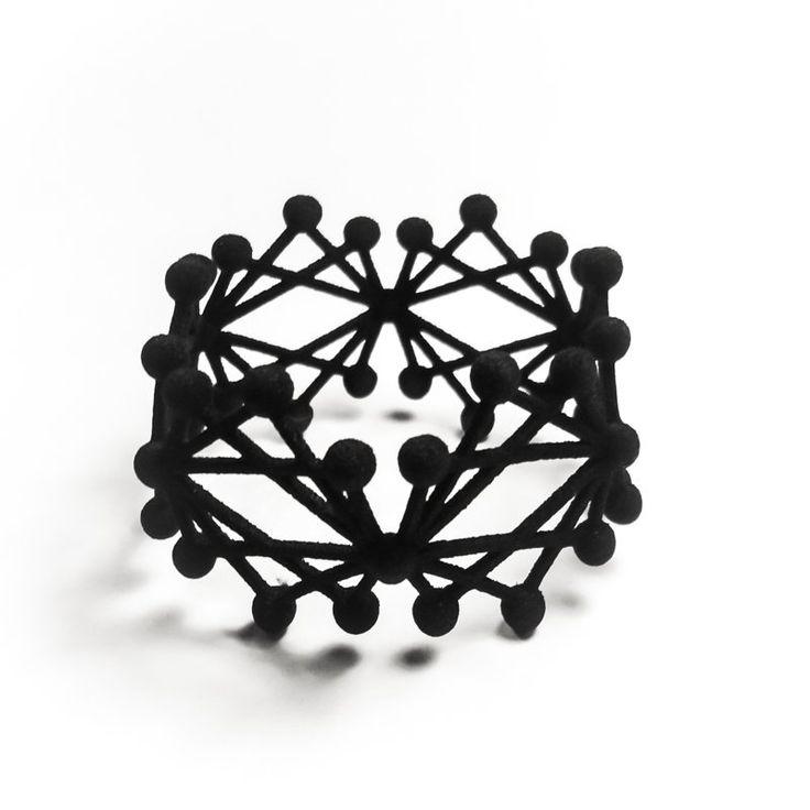 3D Printed All Terrain Bangle, project FUTURE.