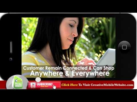 Melaka Creative Mobile Website Design | Mobile Marketing For Business | +606 2922643  http://CreativeMobileWebsite.com
