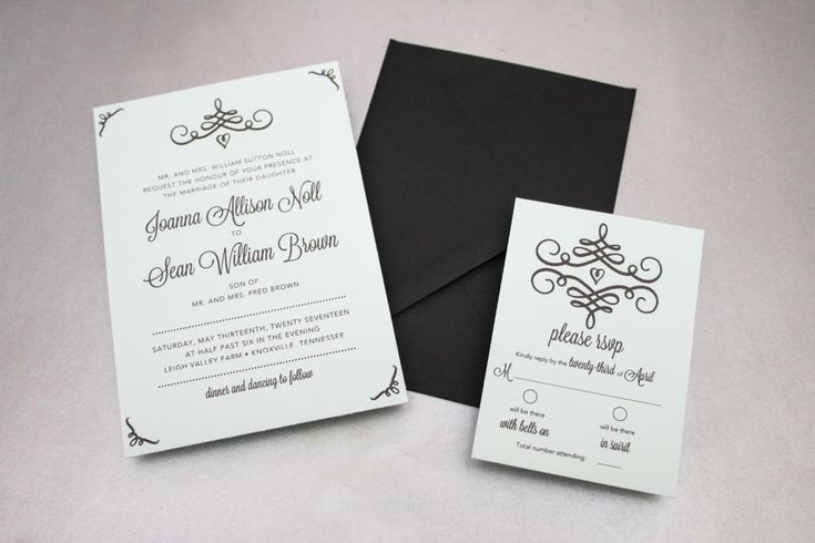 Graceful Invitation Design 143 best DIY Wedding