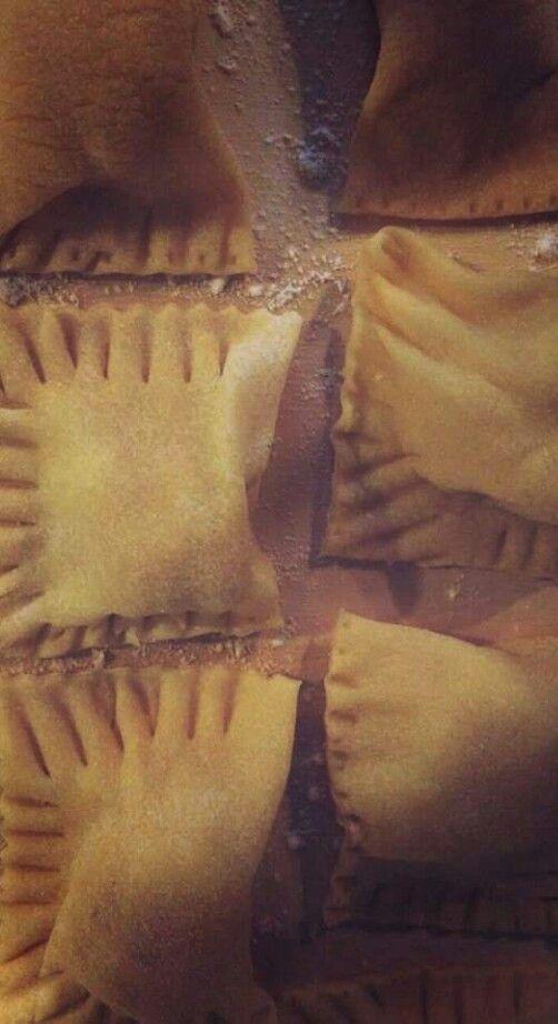 Tortelli di patate di babbo Giuliano