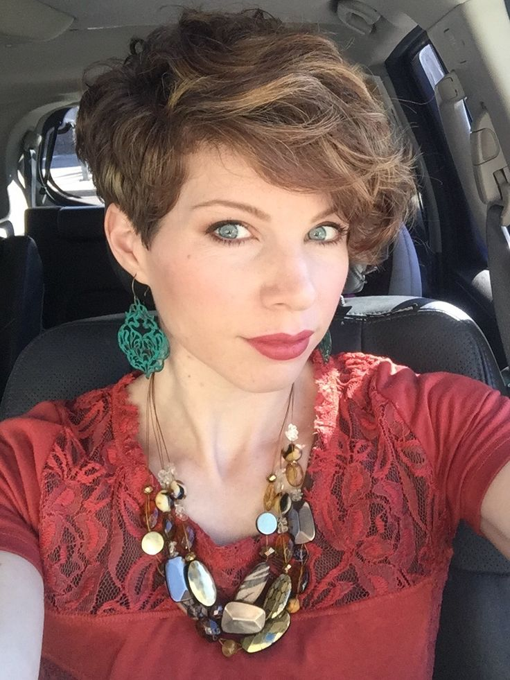 Admirable 1000 Ideas About Curly Pixie Cuts On Pinterest Curly Pixie Short Hairstyles For Black Women Fulllsitofus