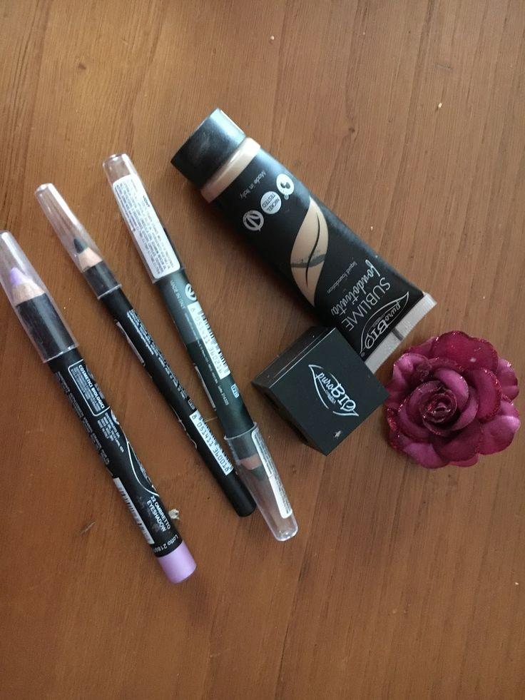Cugine make up !: Prodotti PuroBio  Recensione sui prodotti vegani e bio di puroBio Cosmetics : promossi e bocciati!
