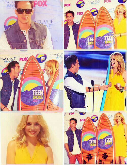 Michael Trevino & Candice Accola