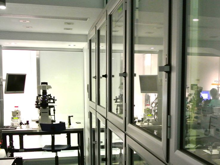Eugin's Laboratory The most advanced technology in Assisted Reproduction. Probably the biggest specialised laboratory in Europe