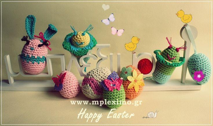πλεκτά παιχνίδια χειροποίητα - crochet softies