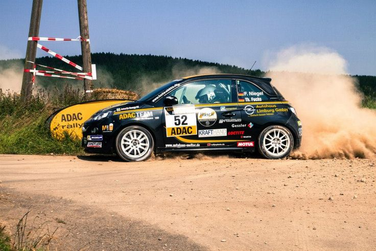 Opel in action! Follow Opel Motorsport on Facebook for more about international rally events and championships.