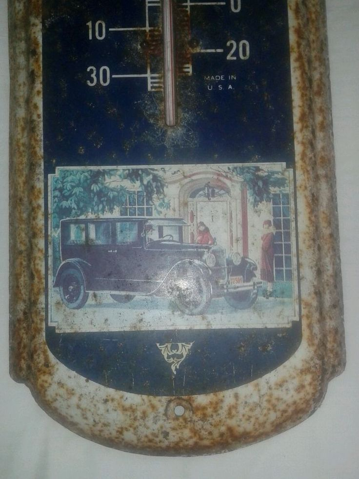 PACKARD MOTOR CARS COLLECTOR OUTDOOR THERMOMETER #ParckardAdvertisement FIRST  FALL SAVINGS BY $25.00 ON THIS ITEM. THIS ITEM WILL BE SOLD. IT IS IN ORIGINAL CONDITION. WORKING CONDITION WHICH IS VERY RARE. HURRY OVER CHECK THIS ONE OUT FOR SURE