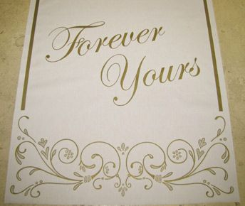 Quotes and Sayings Aisle Runners - Original Runner Co. - New Jersey