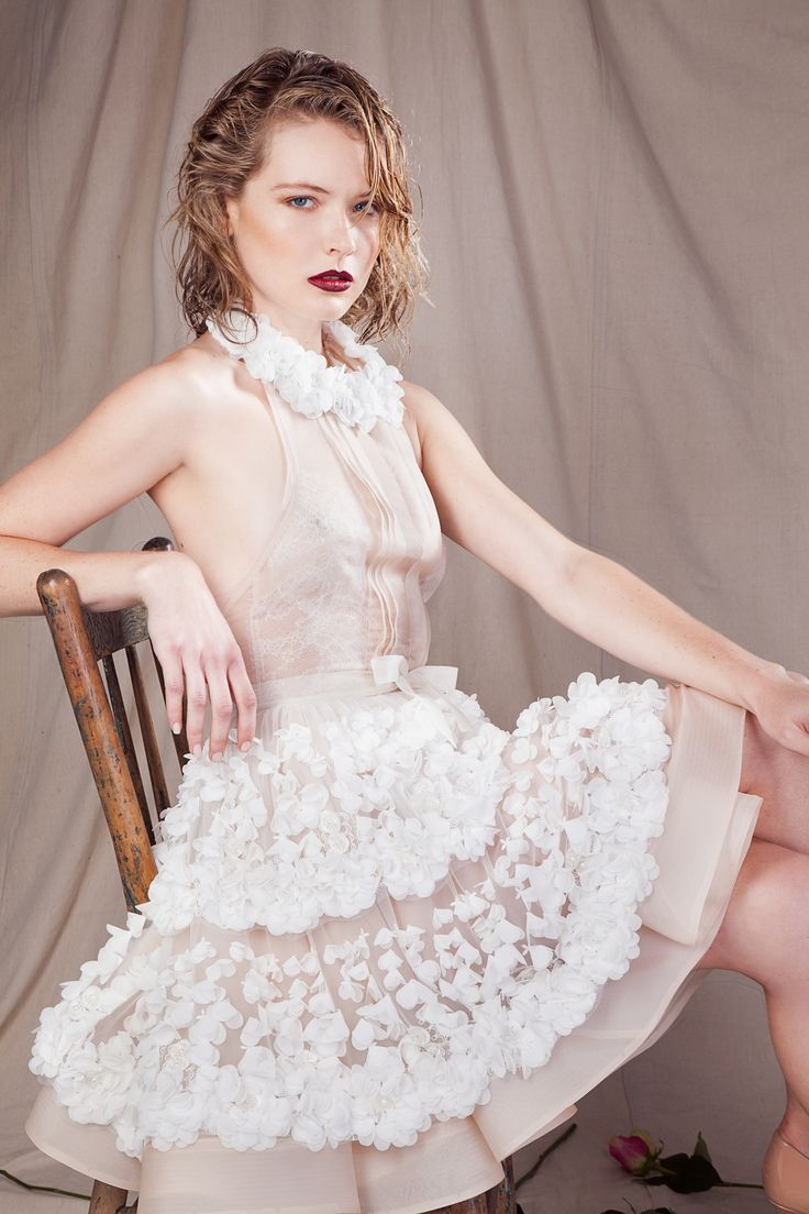 Philippa Galasso | Spring/Summer 2014/15 Collection | In Full Bloom Dress