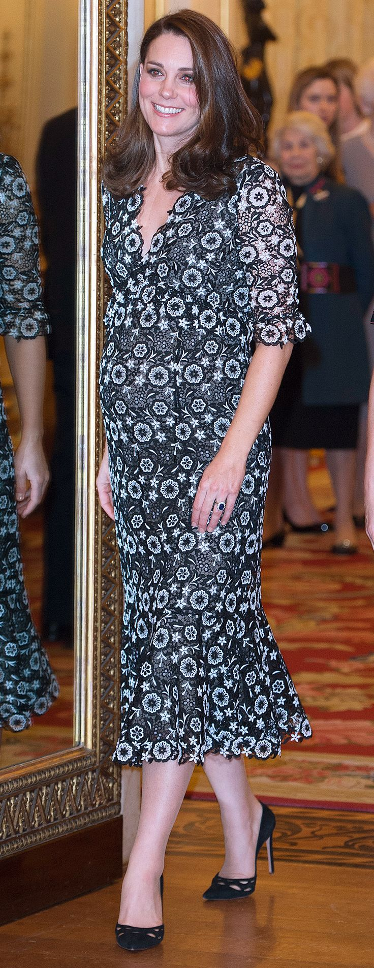 Look of the Day - Kate Middleton from InStyle.com