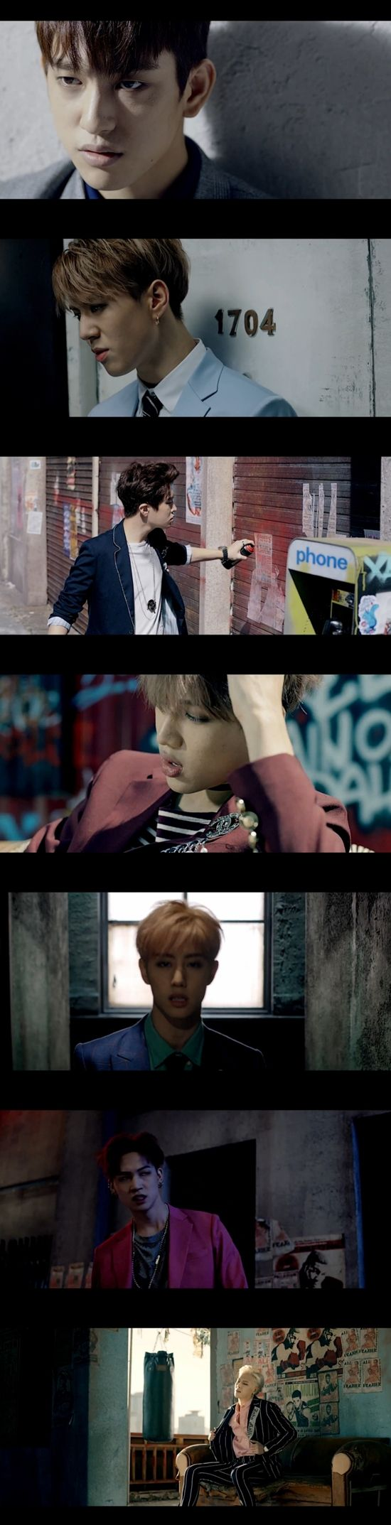 """GOT7 """"니가 하면(If You Do)"""" M/V. -- BRUH. These guys are so attractive"""
