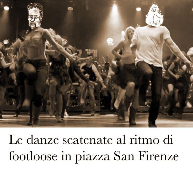 """Ep. 35: """"Addio Gozzallo?!"""" - Le danza scatenate al ritmo di footloose in piazza San Firenze"""