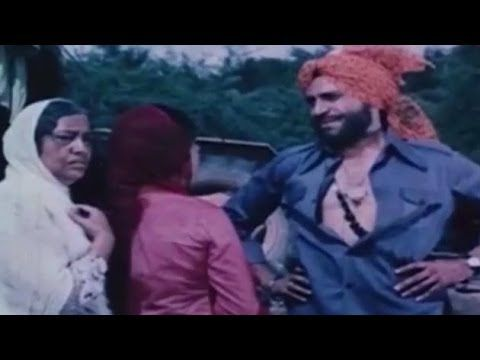 nice Fight Scene | Gyaani Ji | Sunil Dutt, Reena Roy, Amrish Puri