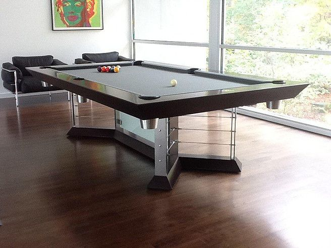 NEW YORKER Pool Table Images by MITCHELL Pool Tables | Modern Pool Tables | Custom Pool Tables | Contemporary Pool Tables | Mitchell Pool Tables