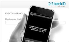 BankID på mobil :) Beste siden nettbanken så sitt lys..