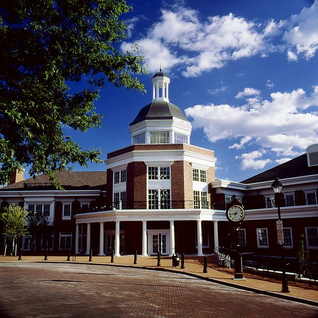 Baker Center - Ohio University (Athens, Ohio, United States)