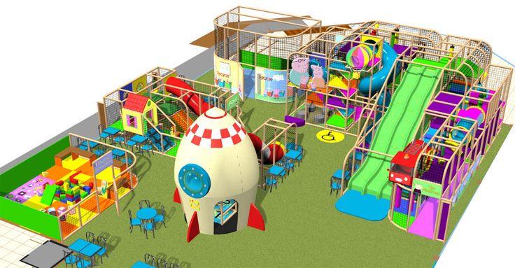 little piggy playground