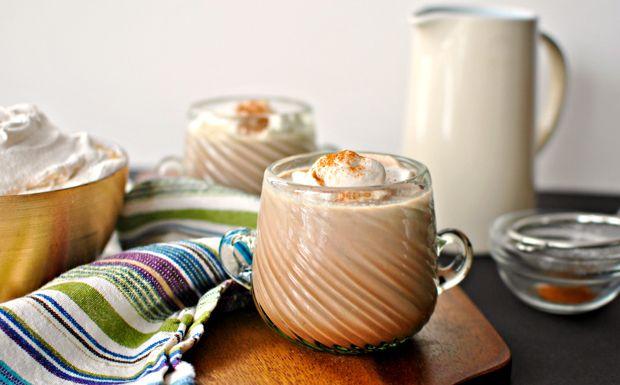 Gyömbéres forró csoki