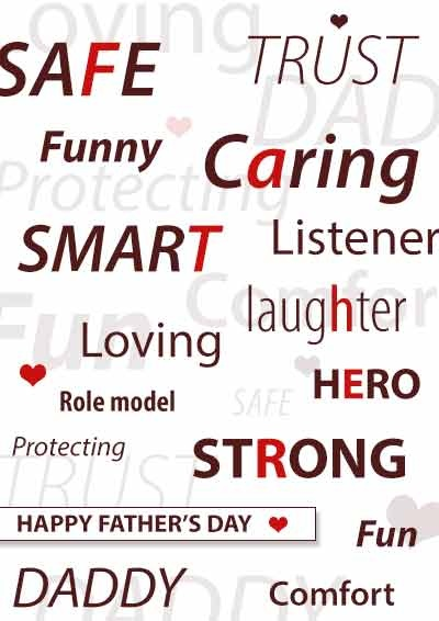 15 best Free Printable Fatheru0027s Day Cards images on Pinterest - print anniversary card