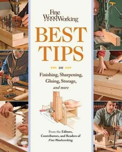 "Woodworkers are always on the lookout for clever tips or new twists on techniques. That's why ""Fine Woodworking ""magazine has such broad appeal; every issue is filled with expert advice on how to beco"