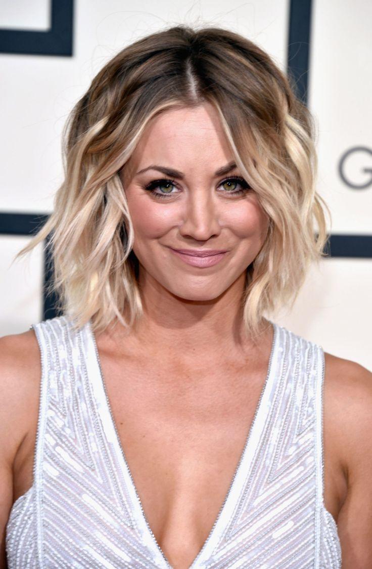Frisuren für rundes Gesicht – Tipps und Inspirationen von den Stars