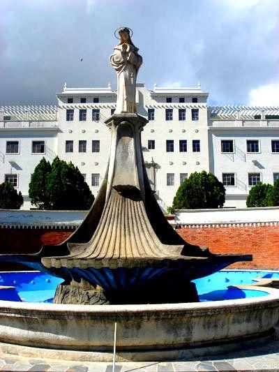 Fontanería  Santa Rosa de Lima  Colegio Santa Rosa de Lima- Urbanización Santa Rosa de Lima. Parroquia Las Minas de Baruta. Distrito Capital, Municipio Baruta.  Venezuela