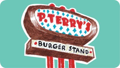 P.Terry's Burger Stand