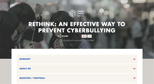 Could This Chicago Teen's App Put an End to Cyberbullying?