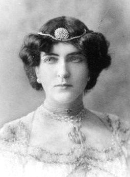 Delmira Agustini (1886 - 1914) - Uruguayan poet considered one of the greatest female Latin American poets of the early 20th century.