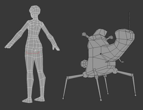 Easy Character Modeling Blender : Best d modelling images on pinterest modeling low