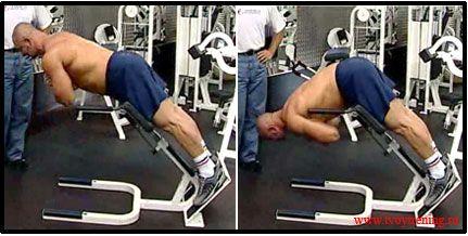 Тренировка спины, груди, рук и супер-сэт на пресс