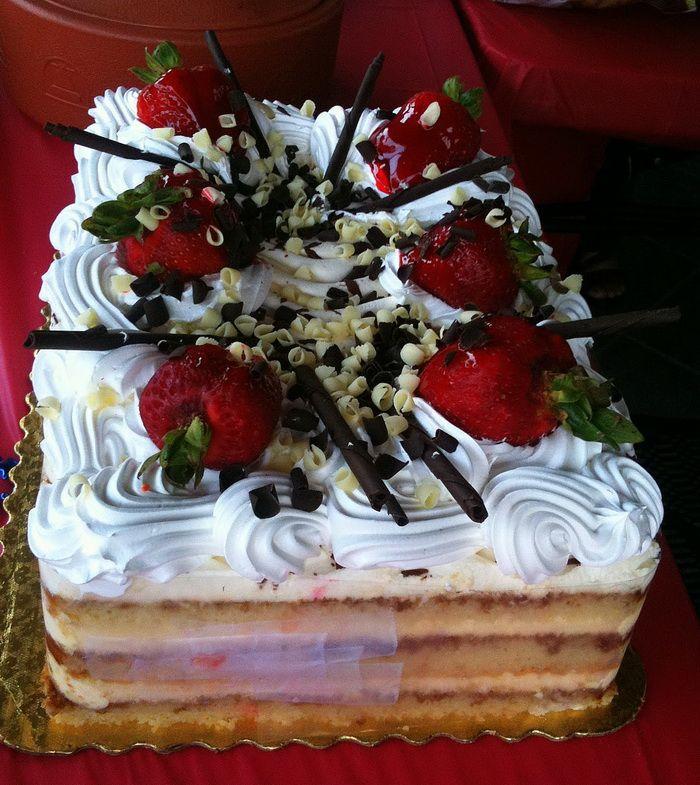 Albertsons Sponge Cake