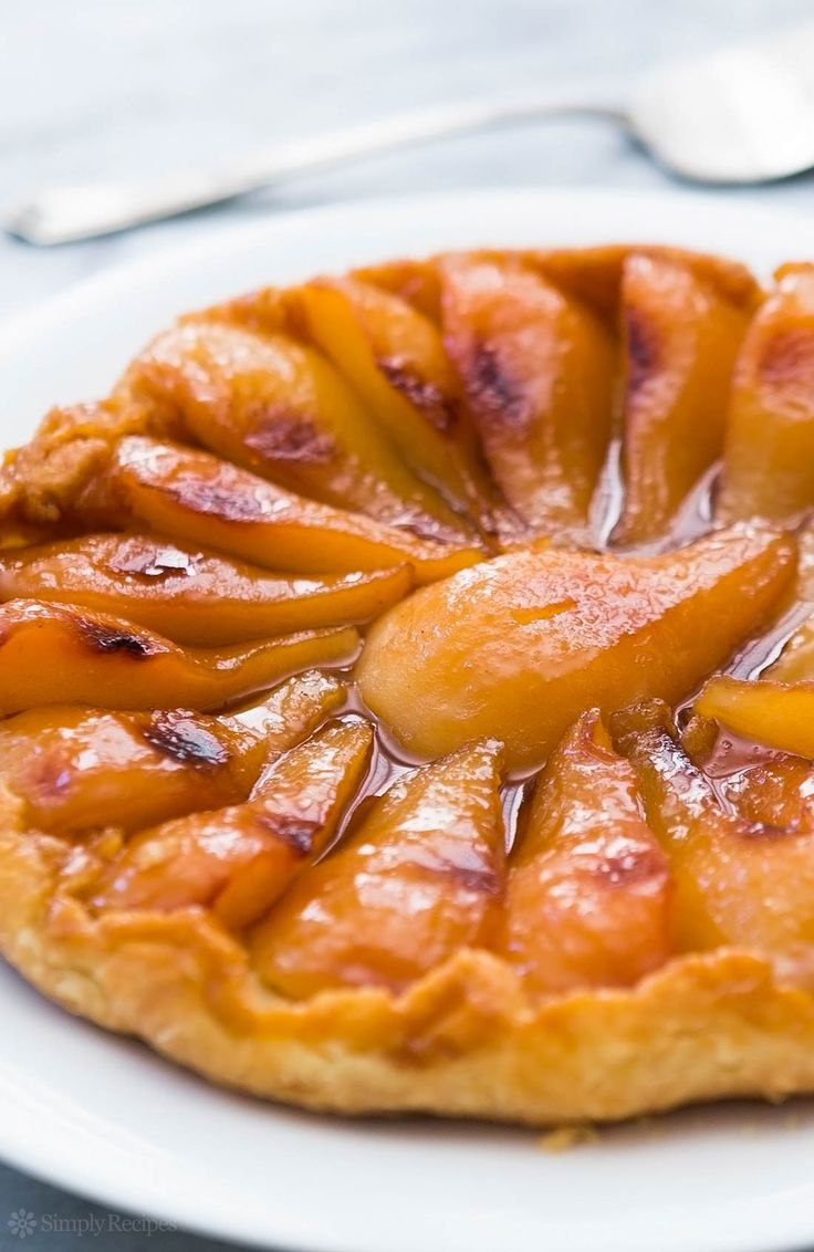 Simply recipes upside down apple cake