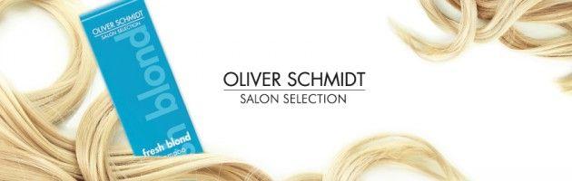 Teste jetzt kostenlos die Blond-Haarpflege von OLIVER SCHMIDT!